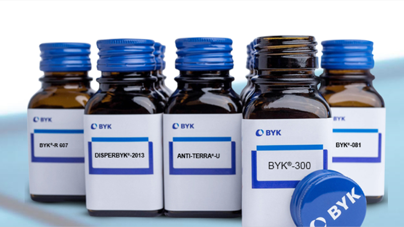 BYK Additives by name